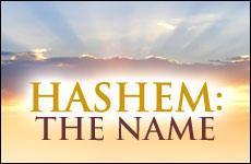 HashemTheName